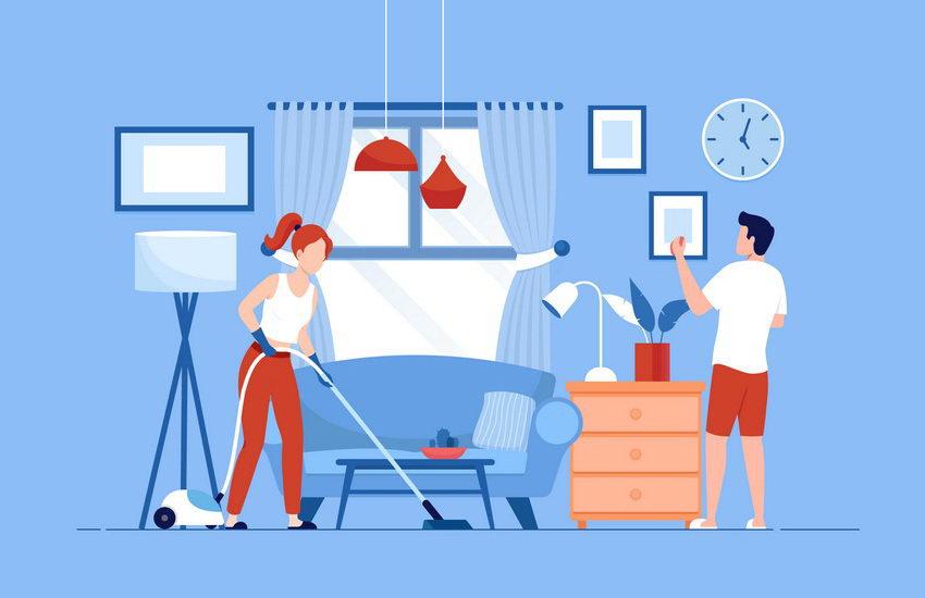 ניקיון בתים - מה מציעות חברות ניקיון